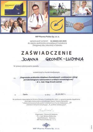 joanna-gronek-ludynia-dentysta-opole-certyfiakt-najnowszy_0002