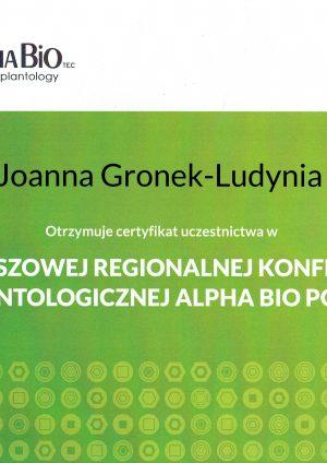 joanna-gronk-konferencja-implantologiczna